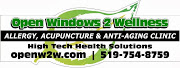 Business Reviews Aggregator: Open Windows 2 Wellness