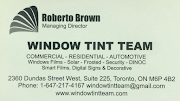 Business Reviews Aggregator: Window Tint Team