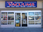 Business Reviews Aggregator: Okotoks Vacuums